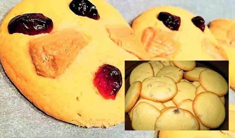 Cea mai sănătoasă ronțăială: biscuiții de casă cu stafide sau merișor