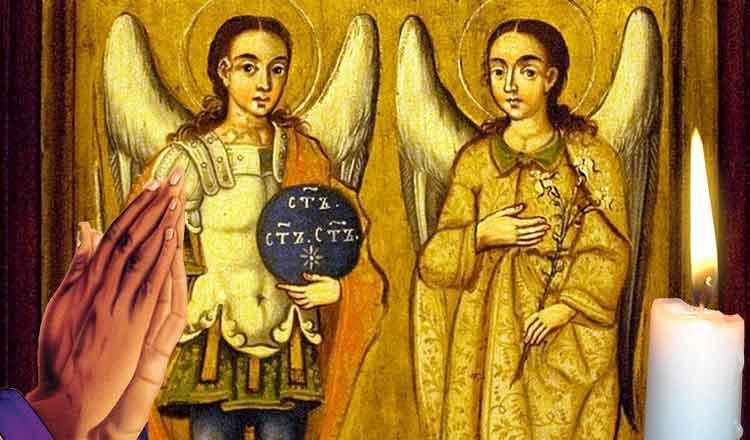 Citește 3 miercuri la rând Rugăciunea sfinților arhangheli. Împlinește dorințele credincioșilor