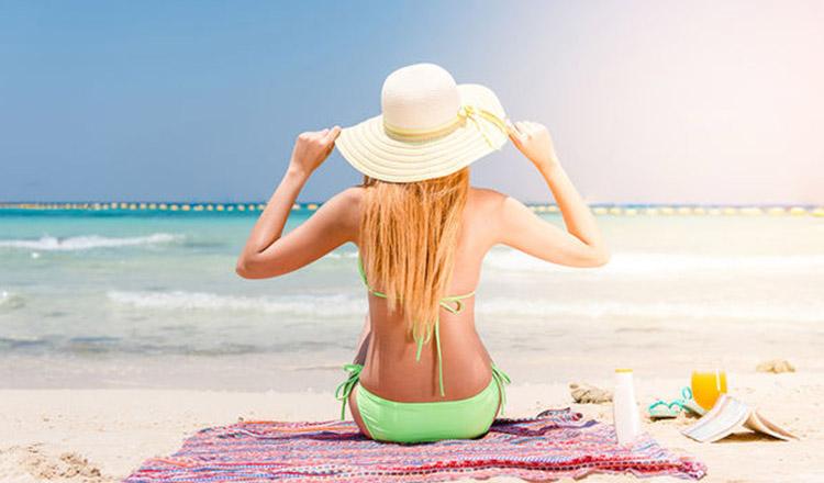 Expunerea în exces la soare tăbăcește pielea