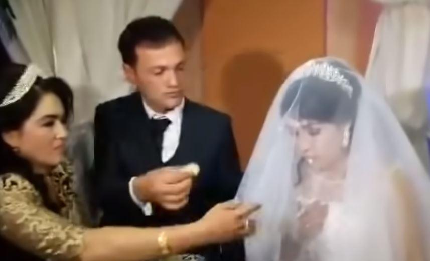 Mireasă lovită în ziua nunții de către soț! Gestul care l-a enervat pe soț…