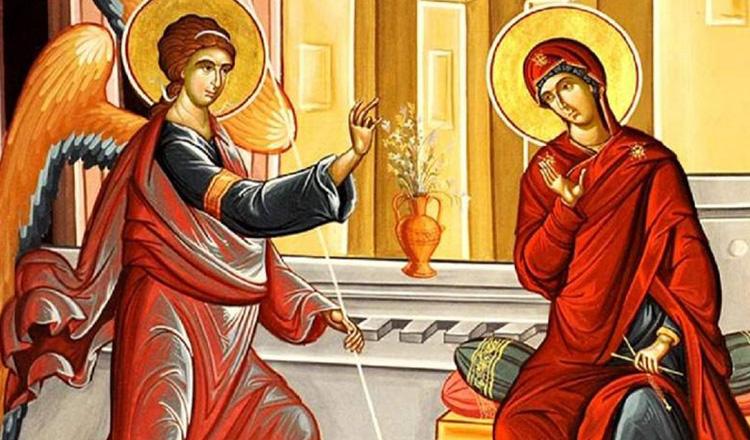Acatistul Bunei Vestiri. Cea mai puternica rugaciune!