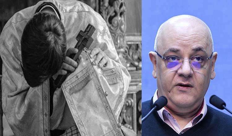 Un preot își strigă durerea într-o scrisoare deschisă, transmisă lui Raed Arafat