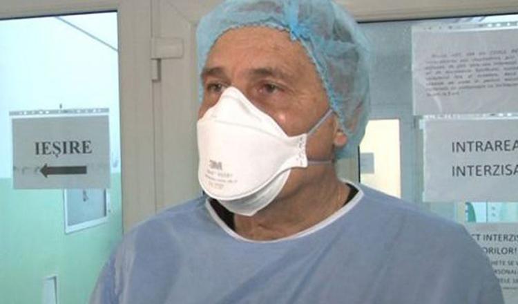 Medicul Virgil Musta, o noua descoperire care poate schimba totul in lupta cu COVID-19. Cum reuseste sa isi salveze pacientii internati la Timisoara