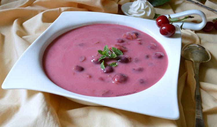 Cum se face cea mai delicioasă supă de cireșe. O rețetă simplă pentru familia ta