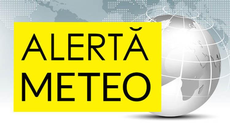Avertizare METEO. Un nou cod galben de ploi și grindină în aproape toată țara. În sud va fi caniculă