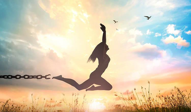 Totul in aceasta viata vine si pleaca: Libertatea inseamna sa nu mai ai nimic de pierdut