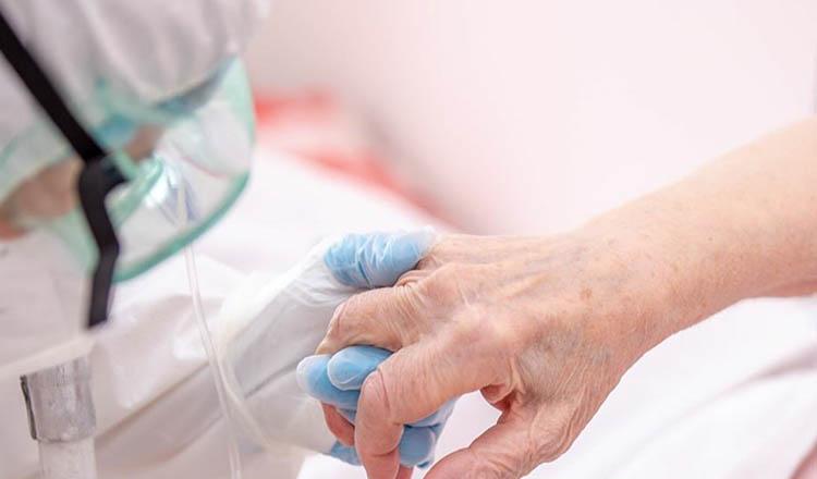 """Mesajul tulburător al unui pacient COVID, postat înainte să moară. """"A fost o experiență foarte dureroasă"""""""