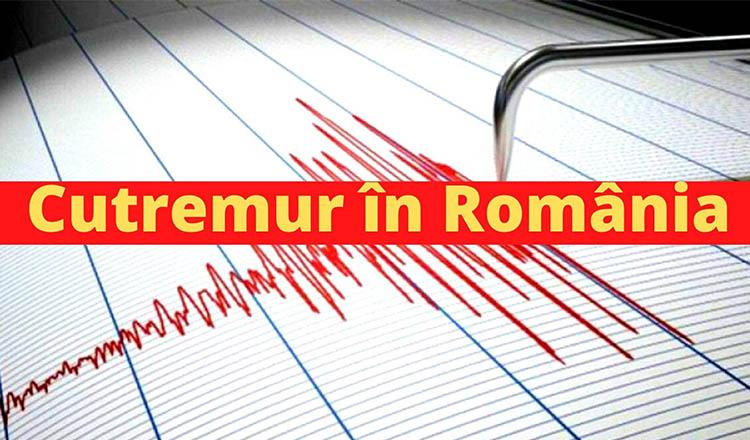 Un nou cutremur în România. Ce magnitudine a avut seismul
