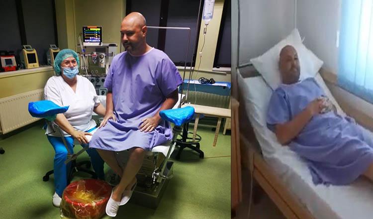 Primele declaraţii ale lui Mihai Miroşeru după operaţie. Ce diagnostic i-au pus medicii