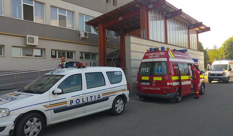 Târgoviște, primul spital care nu poate să mai primească pacienți! Au fost transferați cu elicopterul