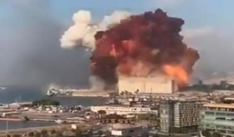 """Trei zile de doliu national in Liban. Imaginile apocalipsei din Beirut: """"Suntem blestemati"""""""
