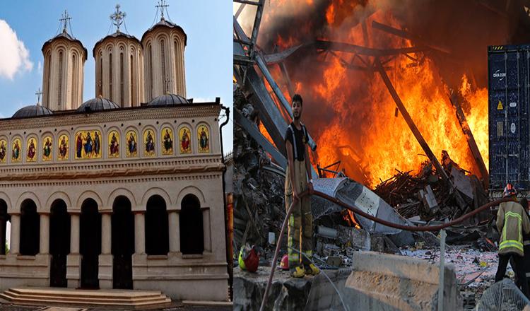 Patriarhia Română, mesaj de compasiune şi solidaritate pentru poporul libanez