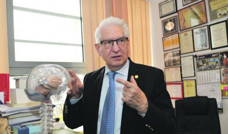 """Sănătatea minții în vremuri tulburi. Prof. dr Vlad Ciurea: """"Creierul are nevoie de relaxare"""""""