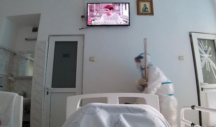 Coronavirus, prin ochii unui bolnav tratat la Matei Balș. Dezvăluirea făcută despre medici și despre cât de real este COVID-19