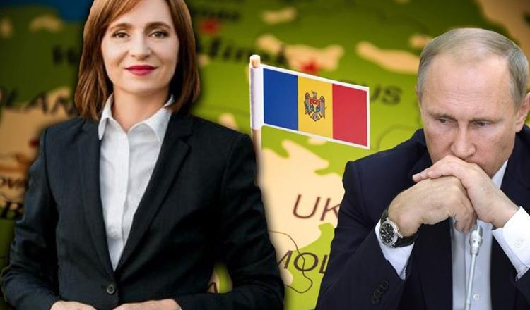 Conflict deschis între Maia Sandu și Vladimir Putin! Ce se întâmplă la granițele României