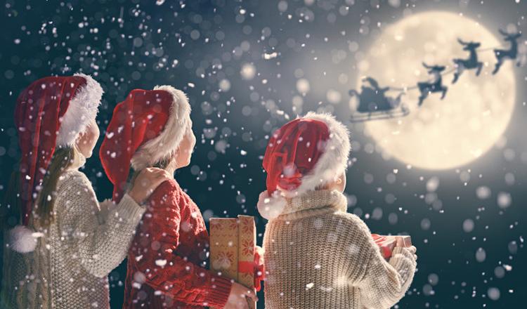 Moş Crăciun nu vrea ca magia sărbătorilor să se piardă! Mesajul aşteptat de toţi copiii