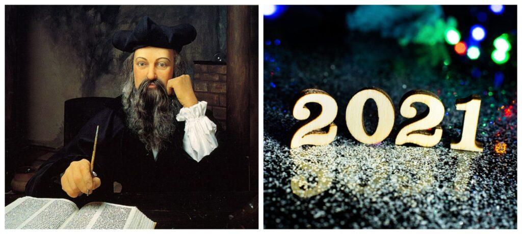 Ce spune Nostradamus despre 2021. Previziunile pentru noul an.