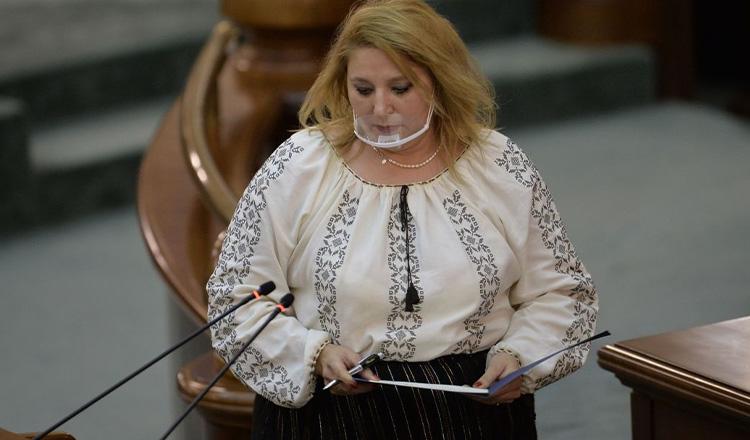 Senatoarea AUR Diana Șoșoacă a DEPUS PLÂNGERE la Parchetul General în cazul MORȚII lui Bogdan Stanoevici