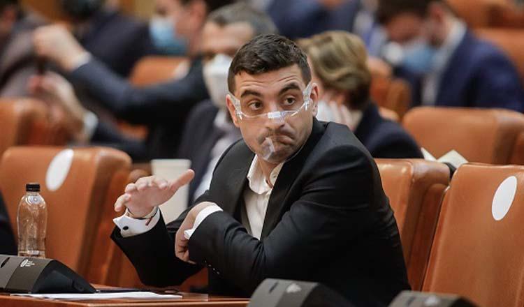 """George Simion, propunere pentru Ministrul Sănătății: """"Cu banii alocați pentru AUR, aproape 4 milioane de euro, să se construiască un spital"""""""