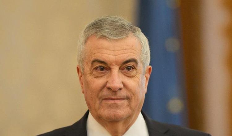 Călin Popescu Tăriceanu a ajuns la sediul DNA. Fostul premier poate fi pus astăzi sub acuzare