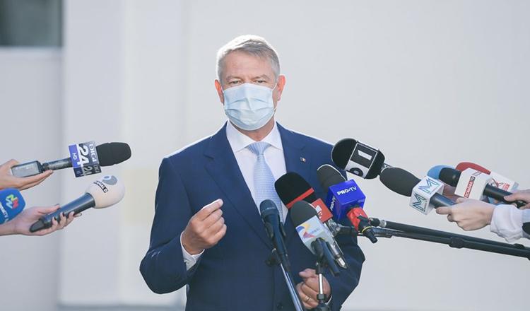 Klaus Iohannis, DECIZIE NEAȘTEPTATĂ: președintele a făcut rapelul departe de presă