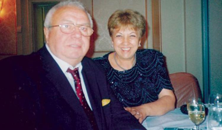 Cine este soția lui Alexandru Arșinel și cât de frumoasă era în tinerețe. Acum a ajuns în scaun cu rotile!