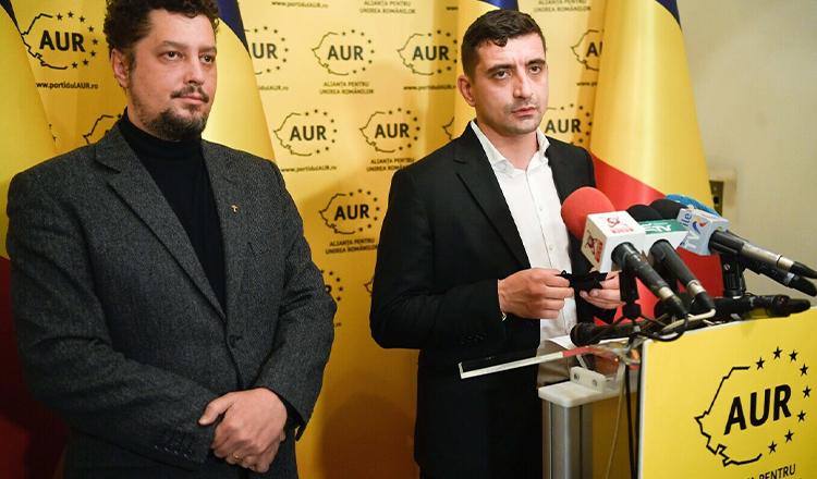 AUR stabilește o nouă premieră: este primul partid care se opune OFICIAL vacinării forțate