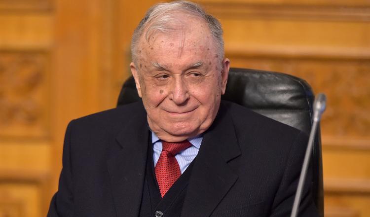 Ion Iliescu își serbează ziua de naștere. Cum se simte fostul președinte al României la 91 ani