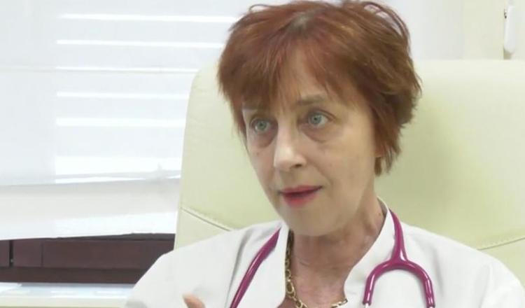 """Medicul Flavia Groșan, despre schema sa """"minune"""" de tratament: """"Eu vreau ca oamenii să nu ajungă la ATI"""""""